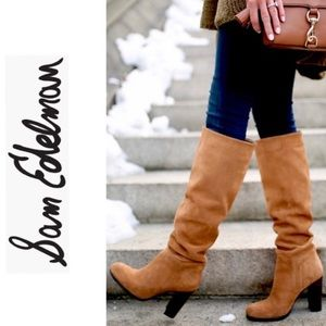 Sam Edelman Suede Boot Size 7 Brand New in Box